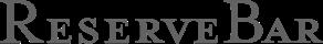 Reserve Bar logo